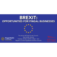 Brexit: Opportunities for Fingal Businesses