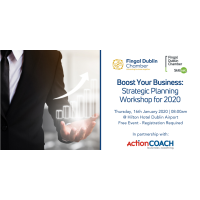 Boost Your Business: Strategic Planning Workshop for 2020