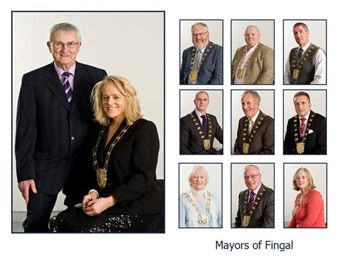 Fingal Mayor's