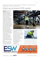Ennis Safety Wear Ireland's Electrical Magazine