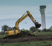 Kevin McFeely Photography awarded contract for new North Runway construction project