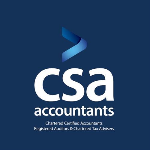 Logo design CSA Accountants