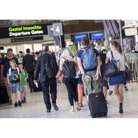 October Bank Holiday Figures Up 8% At Dublin Airport
