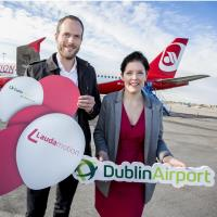 Dublin Airport Welcomes New Airline Laudamotion
