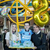 T2 Welcomes 80M Passengers Since Opening Eight Years Ago