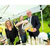 New Urban Food & Craft Market launched in St. Catherine's Park, Lucan