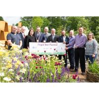 Gold for Fingal Bee Positive Garden at Bloom 2019