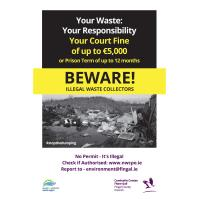 Help Stop Illegal Dumping