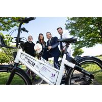 Popular bike-sharing scheme extended to three more Fingal towns