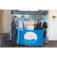 Portmarnock's Velvet Strand retains the coveted Blue Flag status