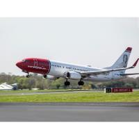 Dublin Airport Welcomes Norwegian's New Route to Hamilton/Toronto