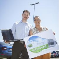 Dublin Airport Reduces Car Parks Energy Consumption By 80% With Lighting Upgrade