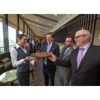Dublin Airport Opens New Premier Lounge For East Bound Passengers