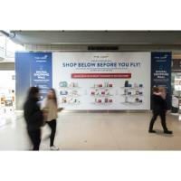 Dublin Airport Launches Its First Digital Shopping Wall