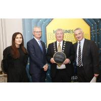 "Fingal County Council named ""Local Authority of the Year"" at the InBusiness Recognition Awards"