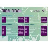 Swords gearing up for 2019 Fingal Fleadh as lineup and schedule announced