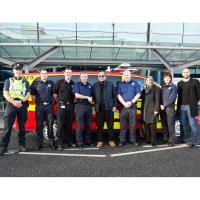 Cardiologist Gives Heartfelt Thanks To The Dublin Airport Police And Fire Officers Who Saved His Lif