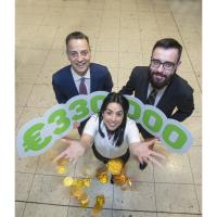 daa Staff And Dublin Airport Passengers Raise €330,000 For Three Irish Charities In 2019
