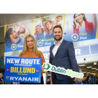 Ryanair Launches New Service to Billund