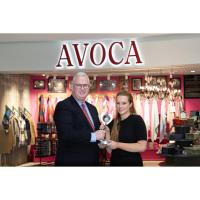 Dublin Airport Avoca Store Wins Global Travel Retail Award