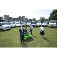 Fingal County Council adds a further 18 Electric Vehicles to its Fleet