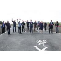 New €2.5m Baldoyle to Portmarnock walking and cycling Greenway officially opened