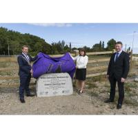 Mayor of Fingal officially opens Donabate Distributor Road