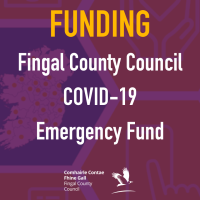 Final call for Fingal COVID 19 Emergency Fund revised to include Safe Return to Community Activity c
