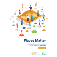 """Places Matter""- New Reference Guide Illustrates Chamber-Led Best Practice in Supporting Local Economies"