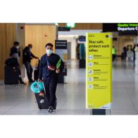 Global Recognition For Dublin Airport's COVID-19 Safety Measures