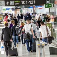 Busiest August Ever At Dublin Airport