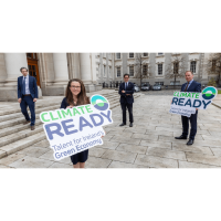 Skillnet Ireland and Minister Harris and Ryan launch 'Climate Ready' programme