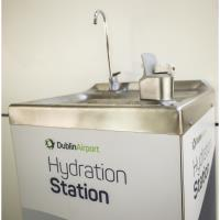 Dublin Airport's Hydration Stations Take Off