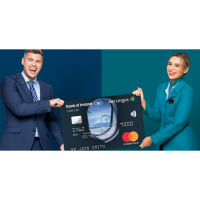 Bank of Ireland partners with Aer Lingus to launch Aer Credit Card