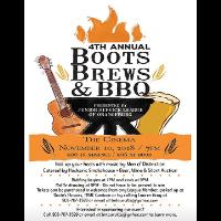 4th Annual Boots, Brews, & BBQ