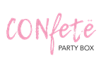 Confetë Party Box