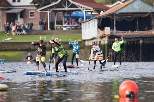Paddlers Cup - Paddle Boards, Kayaks, Canoes, Outriggers, and Paracanoes welcome!