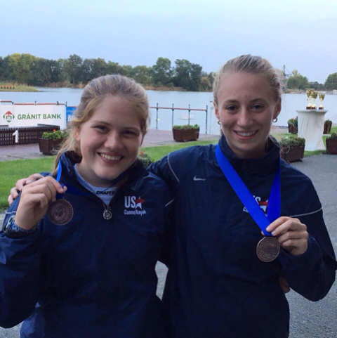 Gig Harbor athletes also compete in international competition every year as members of Team USA.
