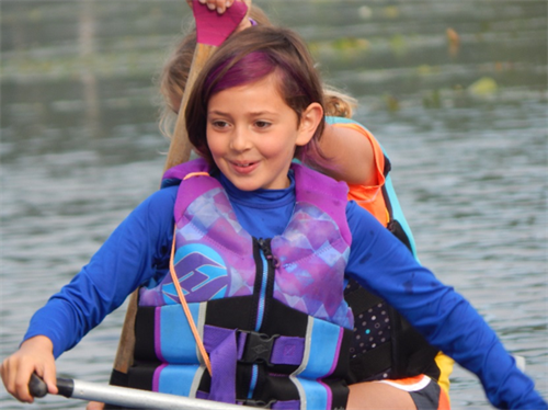 GHCKRT Summer Camps for kids aged 9 - 13 offer a great introduction to paddling.