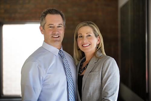 Ryan and Jennifer Witt of Witt Law Group.  Attorneys in Gig Harbor Washington