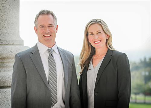 Gig Harbor Personal injury attorneys Jennifer Witt and Ryan Witt. Best Gig Harbor personal injury law firm