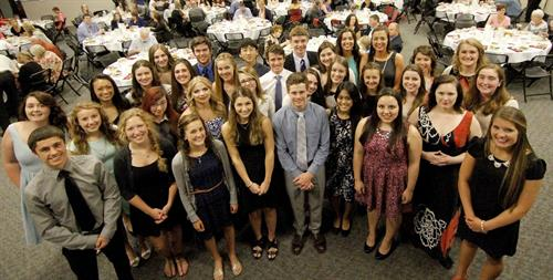 Students of Distinction Award Recipients