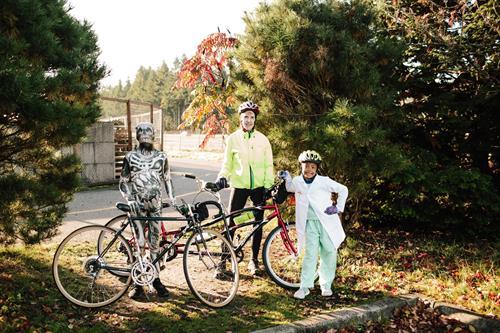 Rattle Dem Bones Halloween Bike Ride