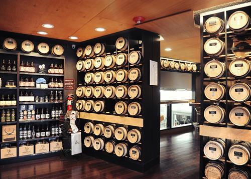 Cask Club barrels