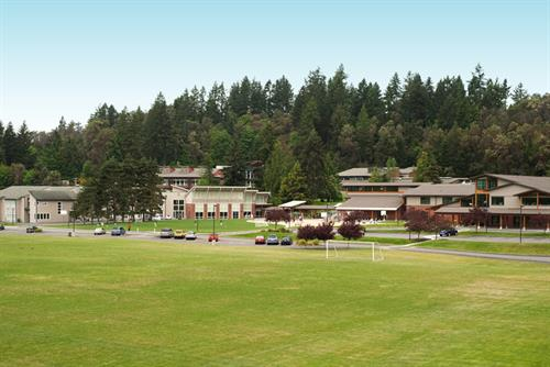 Over 100 acres with amazing places, spaces, and facilities for education, discovery, and play.