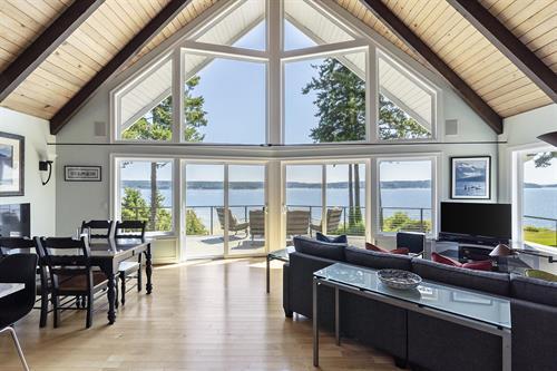 Key Peninsula View Home  ~ MLS 1644256