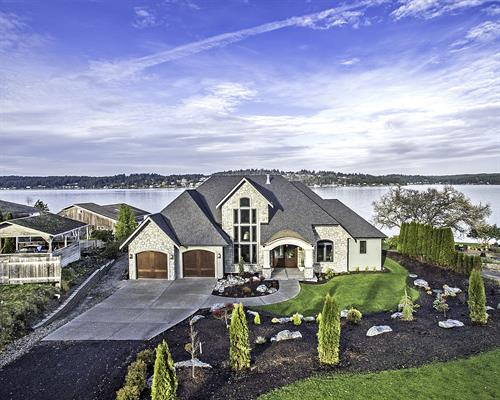 Fox Island Waterfront ~ Current Listing
