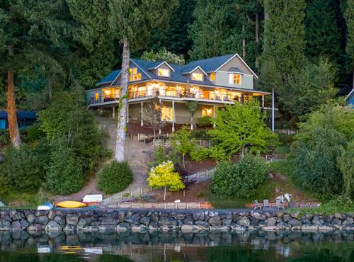 Gig Harbor Waterfront ~ MLS1485131