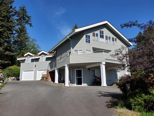 Another view of the Bremerton home