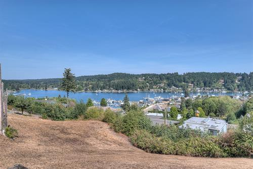 View from Shirley listing looking into Gig Harbor Bay.